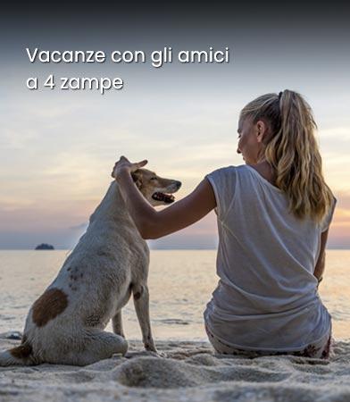 vacanze con animali in toscana