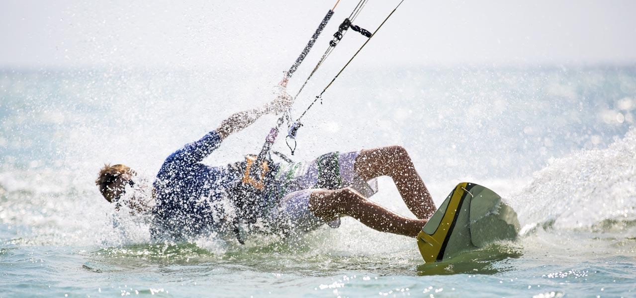 marina di grosseto kite surf toscana