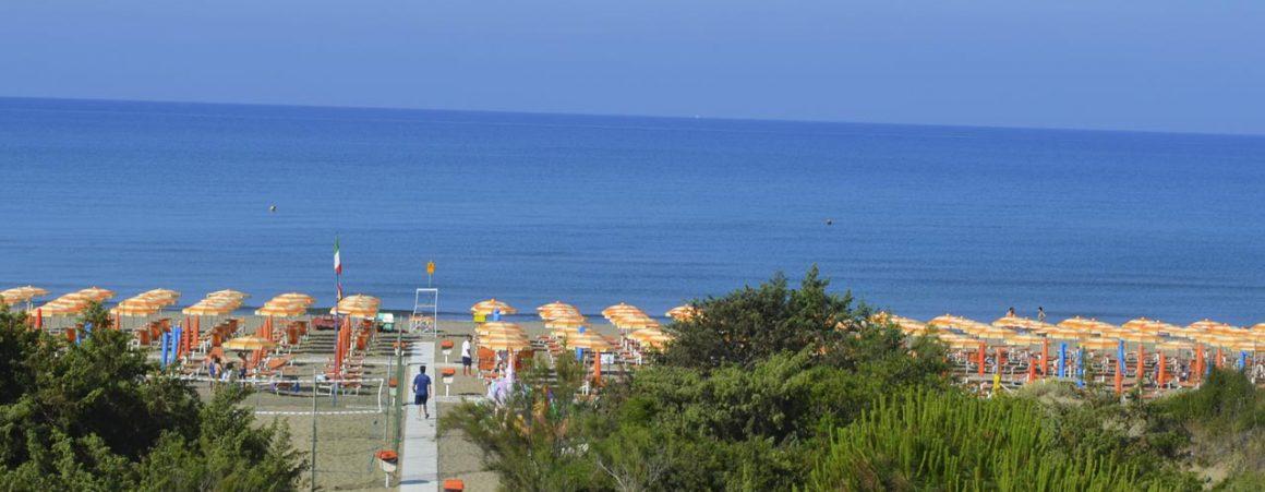 hotel belmare spiaggia di marina di grosseto